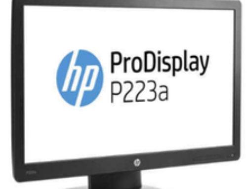Monitor HP ProDisplay P223a