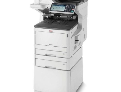 Oki Multifunzione MC800 series